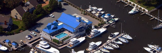 Excellent Yard and Marina Experience