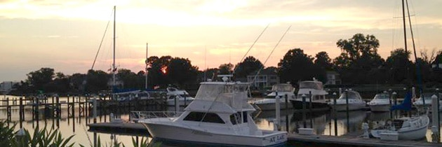 Don't Winterize Your Boat, Stay Warm at Bluewater!