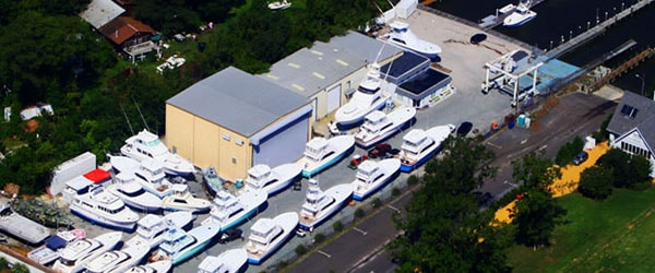 Bluewater Yacht Yard Hampton
